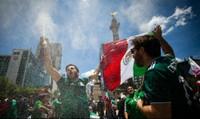 Mexico 'động đất' vì cú sút của cầu thủ tại World Cup 2018?