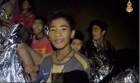 Toàn bộ đội bóng Thái Lan bị kẹt đã được giải cứu