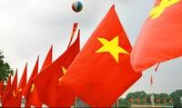 Lãnh đạo Trung Quốc và nhiều nước gửi điện, thư mừng Quốc khánh Việt Nam