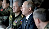 Tổng thống Putin đích thân tham gia lập kế hoạch cuộc tập trận lớn nhất lịch sử