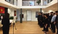 ĐSQ Việt Nam tại Hà Lan mở sổ tang và tổ chức viếng Chủ tịch nước Trần Đại Quang