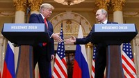 Mỹ ra tối hậu thư với Nga về cuộc gặp giữa ông Trump và ông Putin