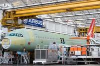 Airbus đã sẵn sàng giao máy bay cho Vietjet