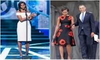 Phong cách thời trang ghi điểm của những phụ nữ quyền lực