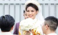 Lan Khuê ngập tràn hạnh phúc trong ngày đính hôn với bạn trai doanh nhân