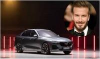 David Beckham hết lòng ca ngợi xe hơi VinFast trên Instagram cá nhân