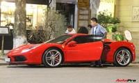 Siêu xe Ferrari của ca sĩ Tuấn Hưng gặp nạn tại Phú Thọhot