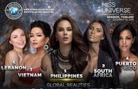 H'Hen Niê được dự đoán lọt vào top 3 Miss Universe 2018