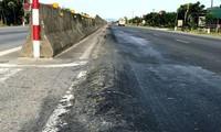Quốc lộ 1 sau 6 lần sửa vẫn lún: Vì nhiều lý do khách quan