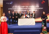 Tập đoàn của Hàn Quốc đầu tư 470 triệu USD vào Masan Group