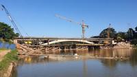 Lạng Sơn: Sẽ thông xe kỹ thuật cầu Kỳ Cùng vào ngày 30/11