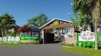 Green Oasis village - Tiếng gọi thanh bình nơi ven đô