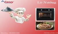 Lò nướng Canzy : Phù hợp với mọi không gian bếp Việt
