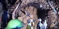 Khoan sâu 30m, cứu 12 người vụ sập hầm thủy điện ở Lâm Đồng