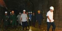 Cập nhật mới nhất diễn biến giải cứu công nhân mắc kẹt trong hầm thuỷ điện