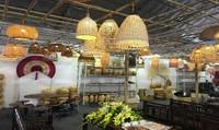 650 gian hàng tại Hội chợ Quà tặng hàng thủ công mỹ nghệ Hà Nội