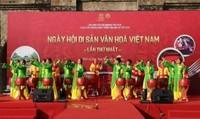 Nhiều chương trình hấp dẫn kỷ niệm Ngày Di sản văn hóa
