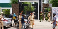 Bắt hai nghi can vụ thảm sát 6 người chết ở Bình Phước
