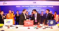 Vietjet ký kết hợp tác chiến lược tại Ấn Độ