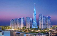 Vingroup khởi công toà nhà cao nhất Việt Nam