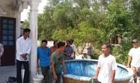 Hỗ trợ ngư dân Thừa Thiên - Huế: Chồng bức xúc vì vợ ngoài danh sách