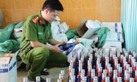 Thừa Thiên Huế: Phát hiện số lượng lớn hàng nhập lậu