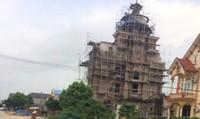 Biệt thự 'khủng' của giám đốc Công ty Hưng Tín có dấu hiệu sai phạm lớn