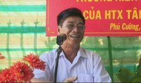 Giám đốc tài năng của nông dân Thượng tôn pháp luật