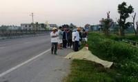 Thanh Hóa: phát hiện thanh niên tử vong bên vệ đường