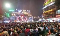 Cùng người nổi tiếng 'Đếm ngược 2017- Tự hào Việt Nam- Kết nối toàn cầu'