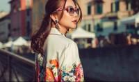 Người đẹp Việt chuộng mốt trang phục rực rỡ ngàn sắc hoa