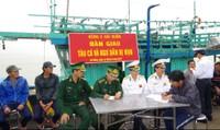 Liên tiếp cứu sống ngư dân và thủy thủ gặp nạn