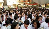 Tuyển sinh lớp 10 ở Hà Nội 2018: Tỷ lệ 'chọi' sẽ ngất ngưởng
