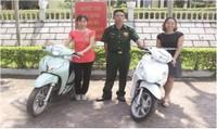 Nhức nhối nạn trộm cắp xe máy tiêu thụ ở nước ngoài