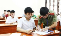 Quy định mới về tuyển sinh các trường công an, quân đội