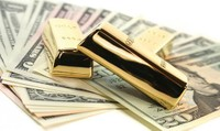 Vàng tiếp tục xuống đáy để đồng USD lên ngôi