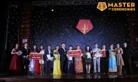 Nữ sinh trường Luật giành quán quân Master of Ceremonies 2017