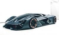 Lamborghini sẽ triển khai ý tưởng xe chạy điện và tự sửa chữa