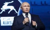 Ông Putin tuyên bố tiếp tục tranh cử tổng thống năm 2018
