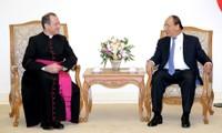 Việt Nam coi trọng các giá trị tích cực của Công giáo