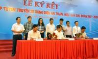 Tuyên truyền sử dụng điện cho học sinh Hà Nội