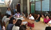 Trung tâm Trợ giúp pháp lý Nhà nước Quảng Nam sơ kết công tác 6 tháng đầu năm