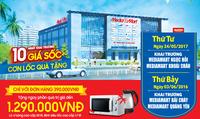 MediaMart rầm rộ khai trương thêm 4 siêu thị điện máy mới