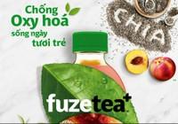Coca-Cola Việt Nam chính thức ra mắt sản phẩm mới Fuzetea+ chống oxy hóa- Sống ngày tươi trẻ