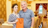 Nhà đồng sản xuất Angel's Face từ Pháp sang Việt Nam hội ngộ Lý Nhã Kỳ