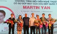 Show diễn đặc biệt Vua Đầu bếp Martin Yan cùng  Ranee tại An Giang