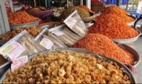 Hải sản khô và nỗi lo an toàn thực phẩm