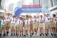 Ngắm ngôi trường đầu tiên của VinSchool tại TP.HCM trong ngày khai giảng
