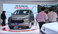 Thêm đợt giảm giá, kích cầu mới trên thị trường ôtô