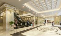 Trung tâm mua sắm phong cách Singapore tại bán đảo Quảng An